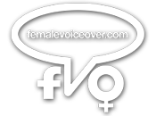 Female Voice Over